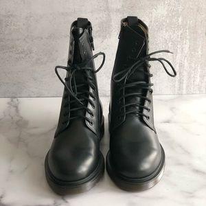 MEN's Barney New York Combat Boots